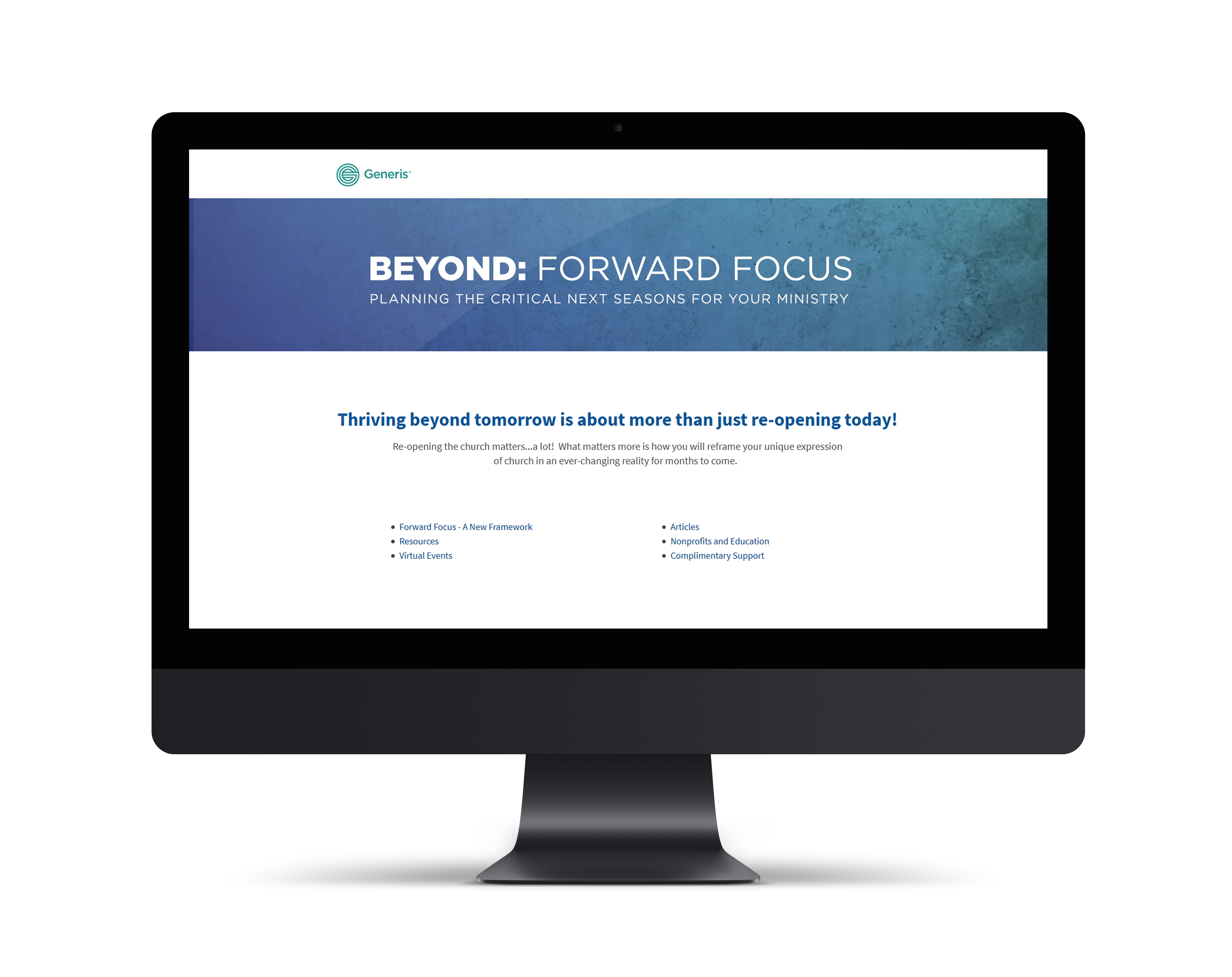 Beyod-resource-portal-Homepage